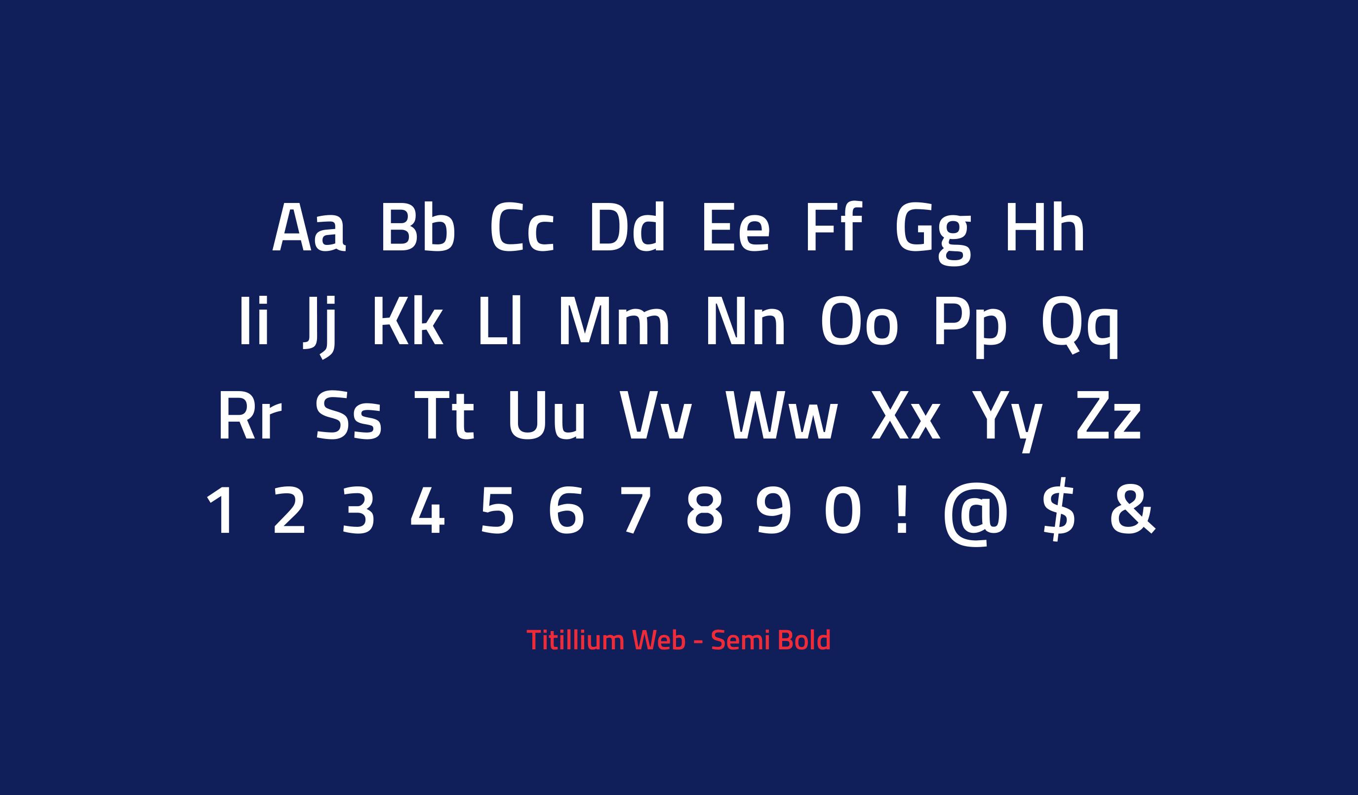 Fintech type design