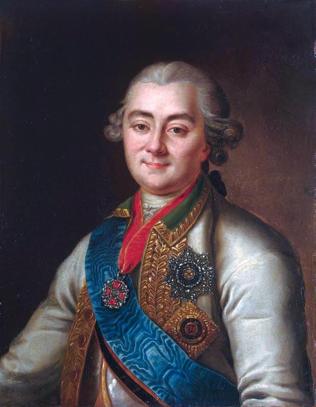 Алексей Орлов‑Чесменский
