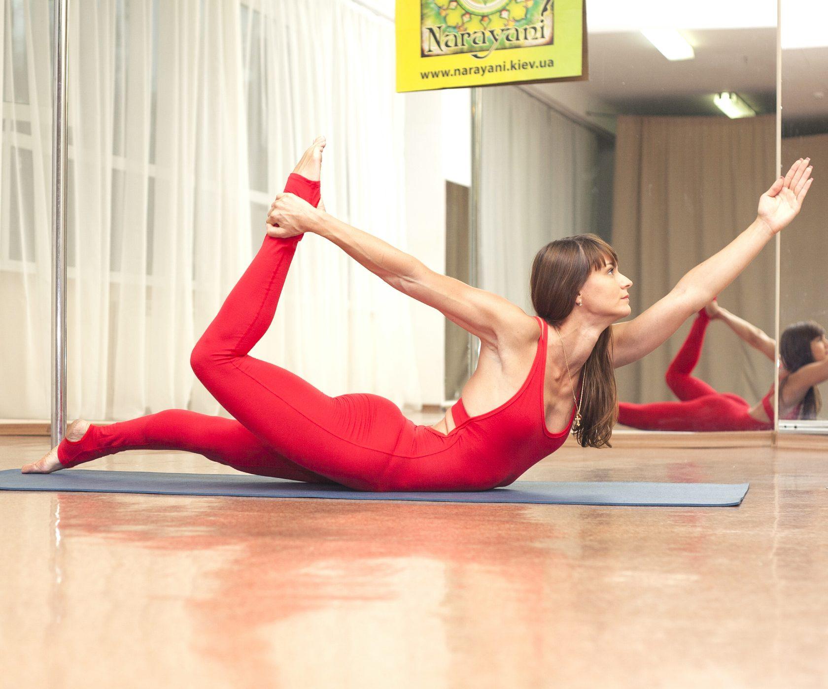 Курсы обучения йоге