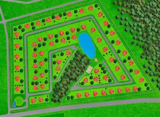 Купить коттедж в поселке зеленая поляна