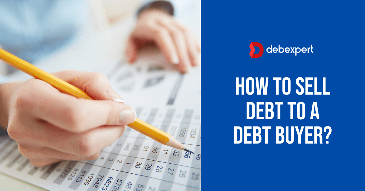 How to sell debt to a debt buyer