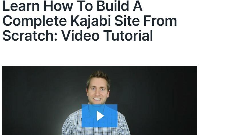 Kajabi customer service