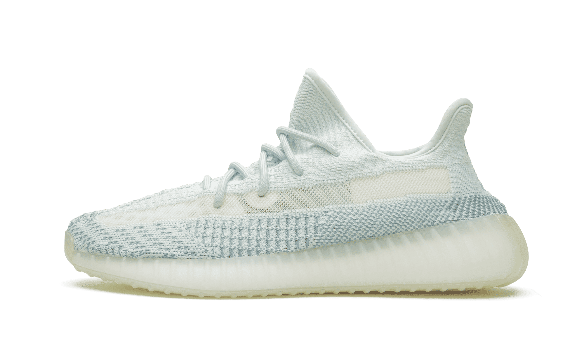 YEEZY BOOST 350 V2 CLOUD WHITE REFLECTIVE
