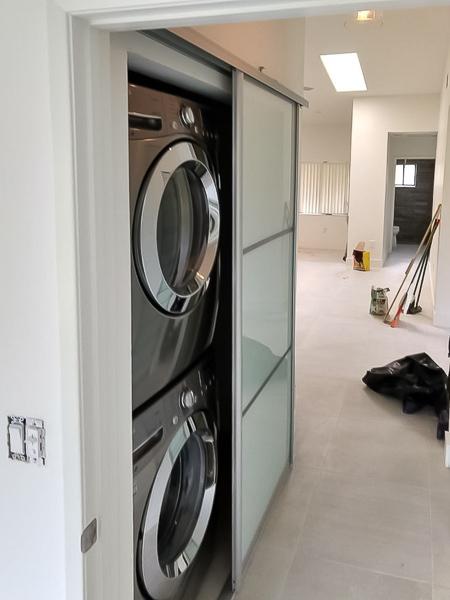 Closet Doors For Laundry