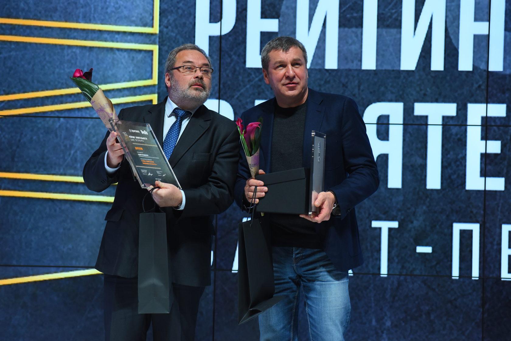 Самым влиятельным из чиновников Петербурга  в 2018 году был признан вице-губернатор Игорь Албин