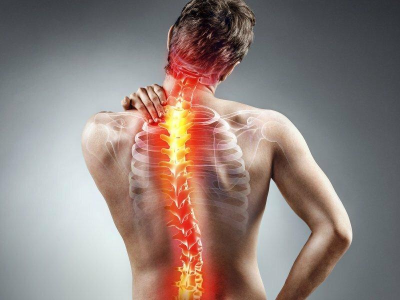 болит спина и голова