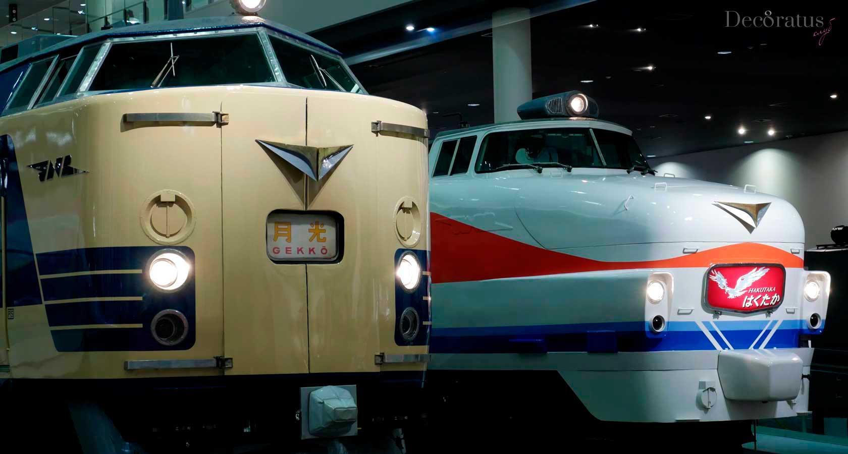 музей поездов в киото япония