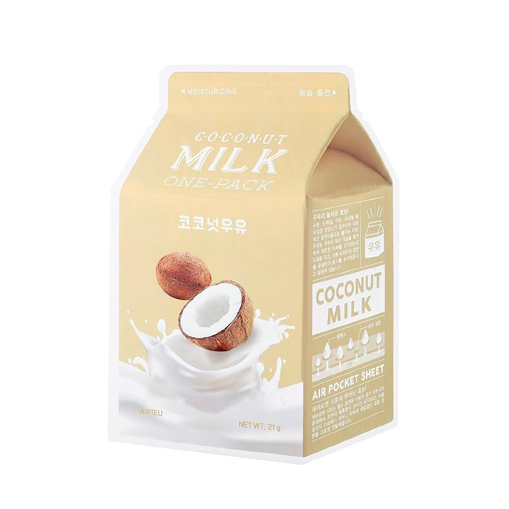 Купить A'PIEU Coconut Milk One-Pack, APU008