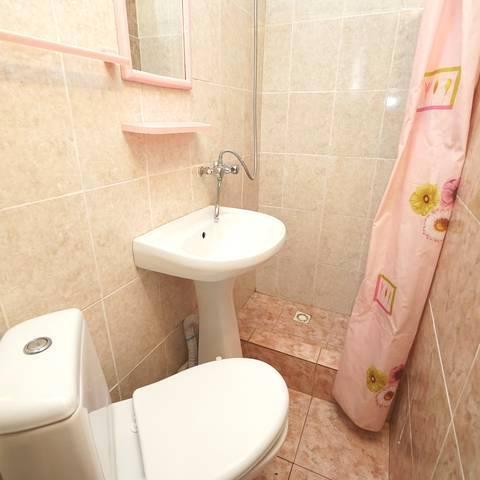Душ и туалет в гостевом доме Ивушка, Лермонтово