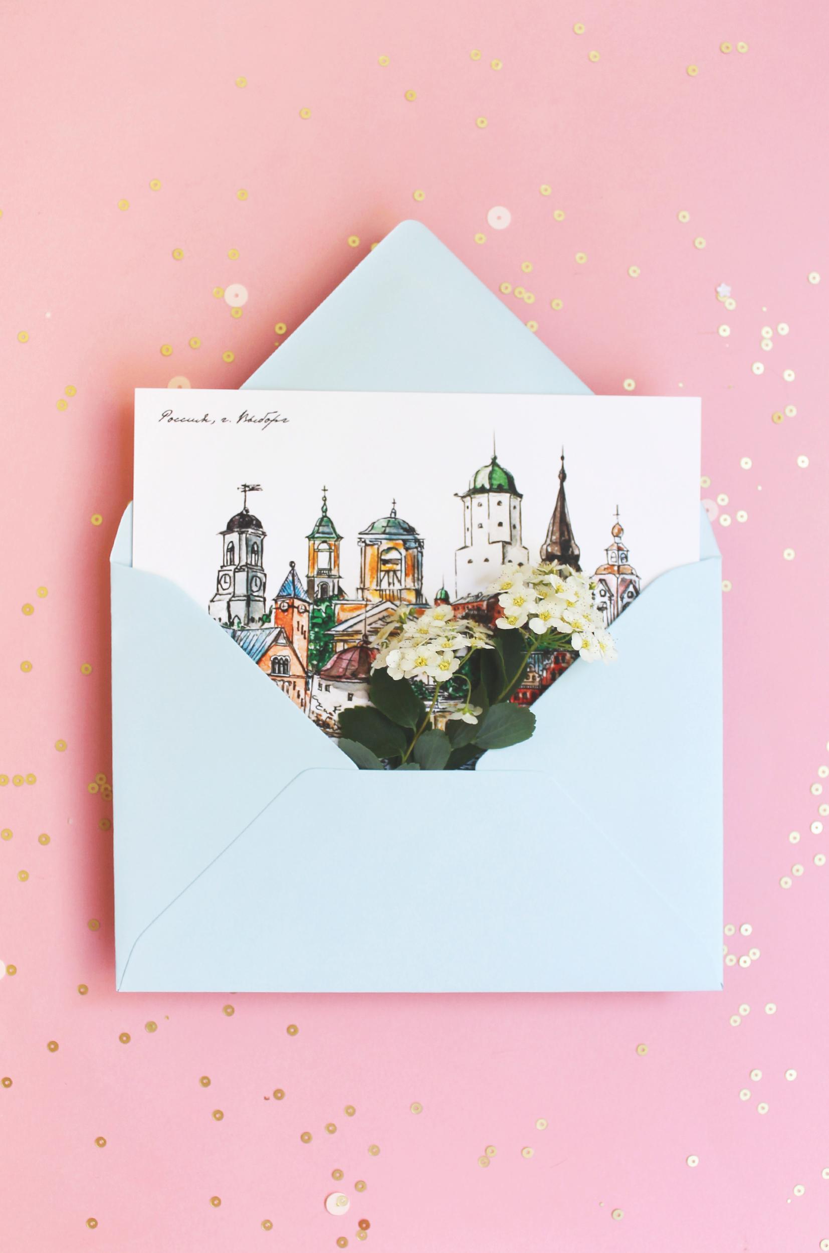 Печать открытки в калуге