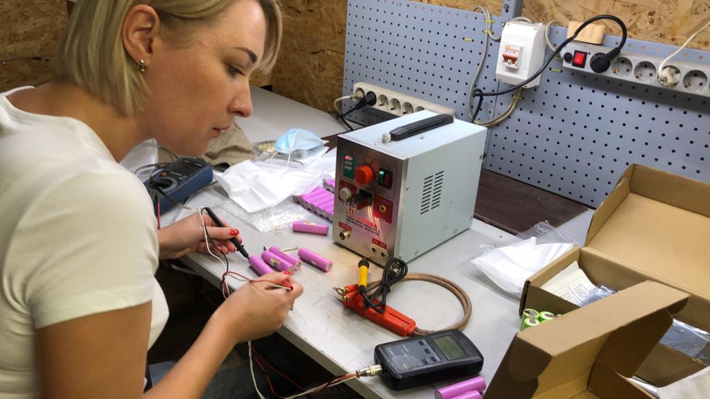 аккумулятор батарея шуруповерта ремонт замена купить екатеринбург