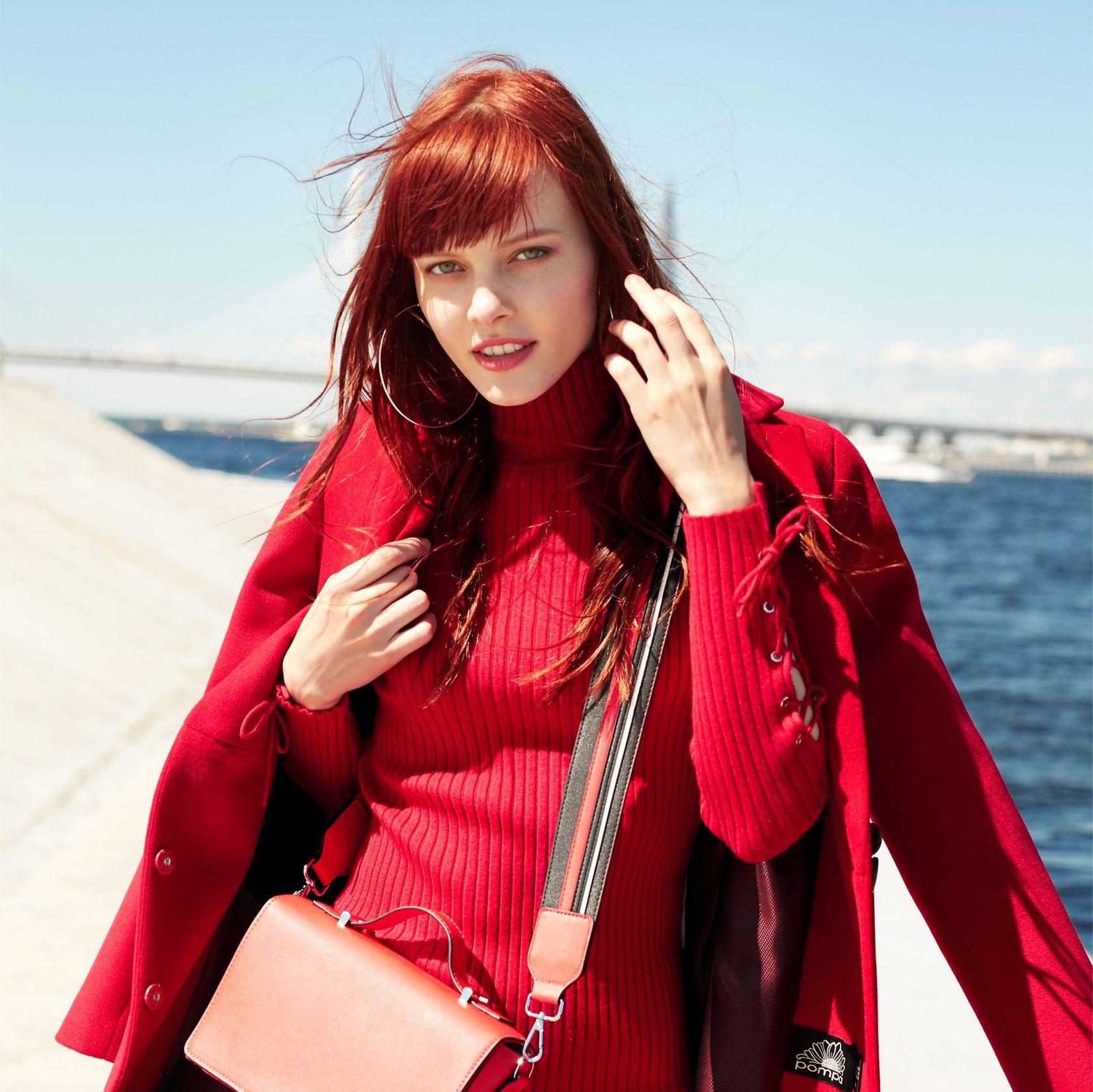 Оптовым покупателям  пальто, женская одежда оптом от производителя Pompa 44af68cfe12