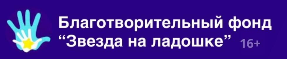 """Благотворительный фонд """"Звезда на ладошке"""""""