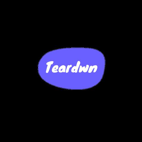 Teardwn