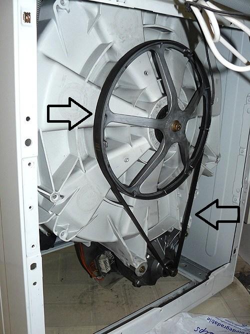 Не крутит барабан в стиральной
