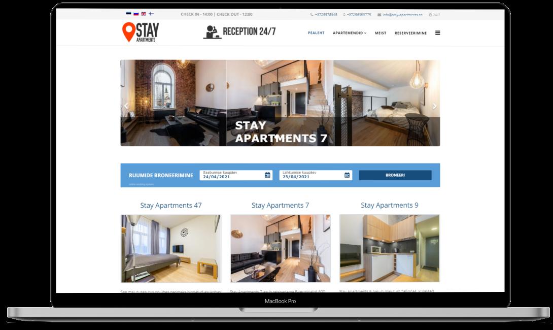 Отель Stay-Apartments