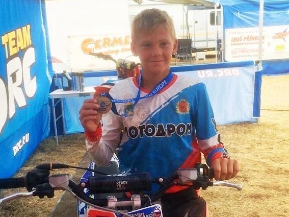 Чемпионат Европы Северо-Восточной Зоны 2021: Семен Рыбаков – победитель третьего этапа