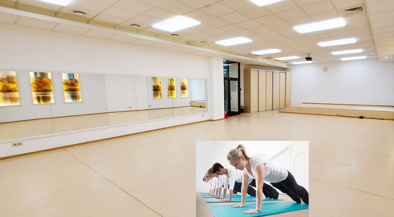 студия йоги аренда зала в Новосибирске