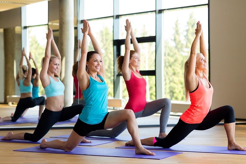 Эксперты в сфере йоги Киев