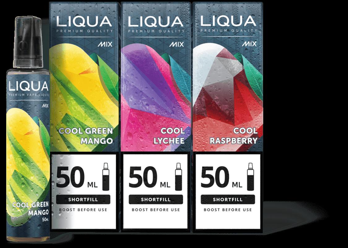 liqua shortfill eliquid