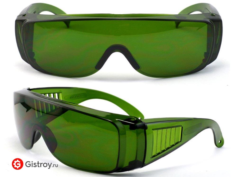 Очки для лазера 2