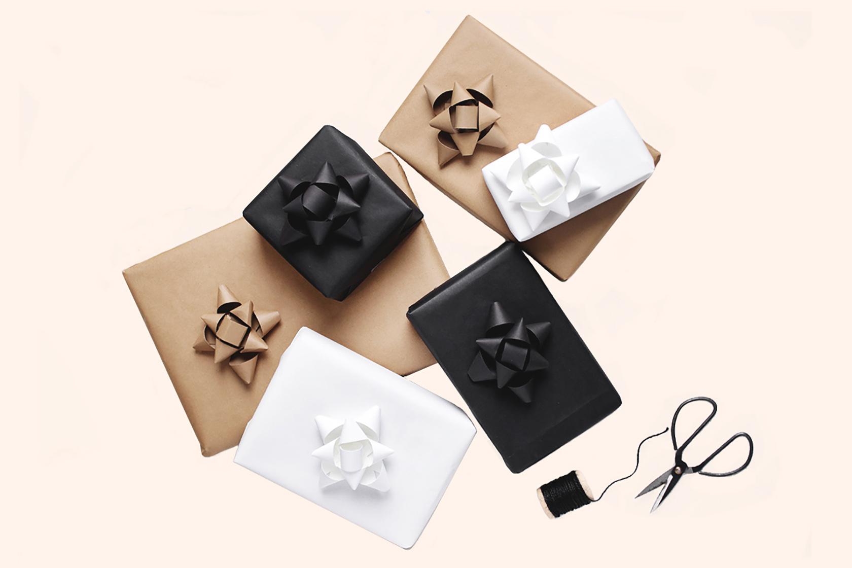 Декор для оформления подарка