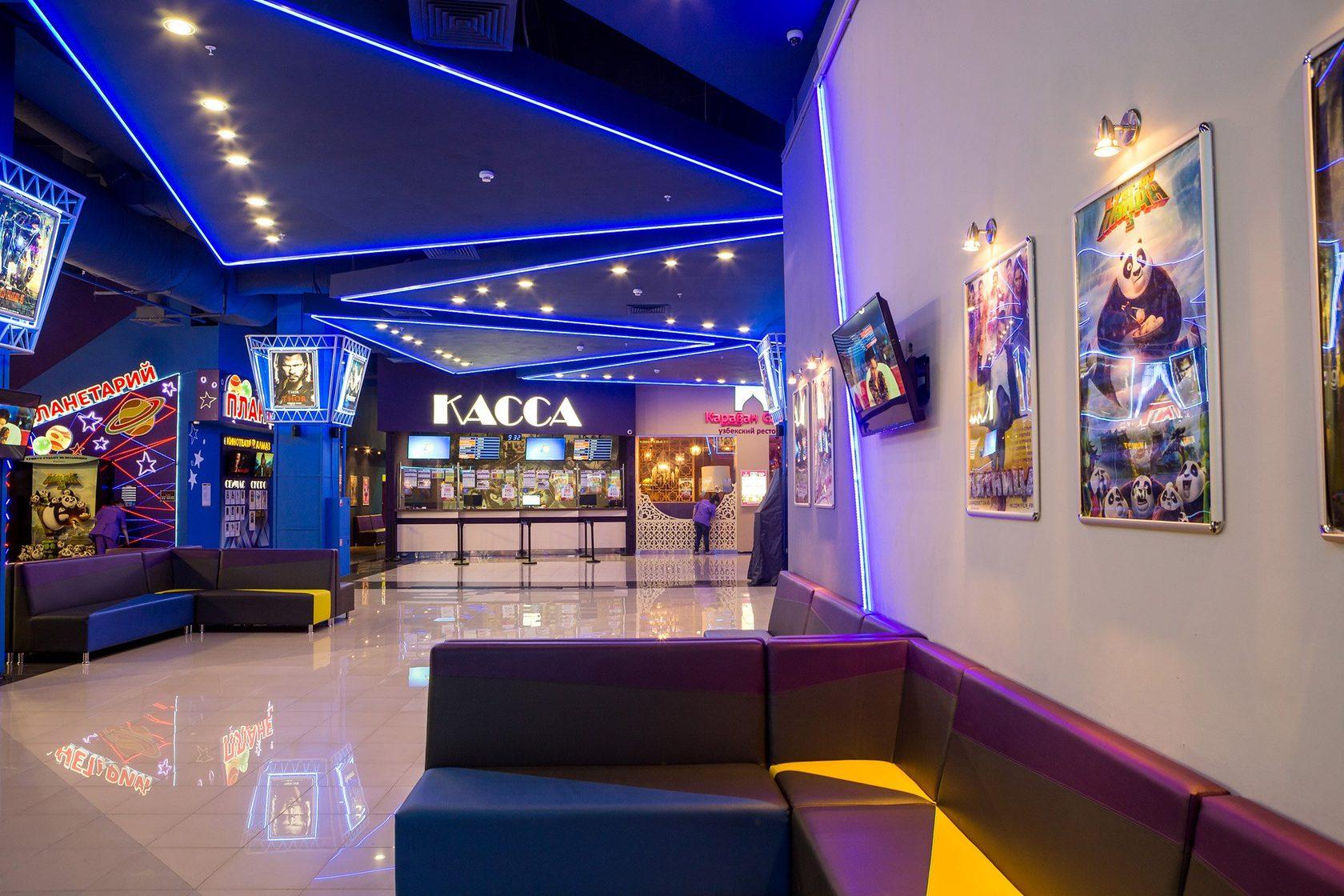 современный кинотеатр нового формата откроется в Depo уже 1 июня
