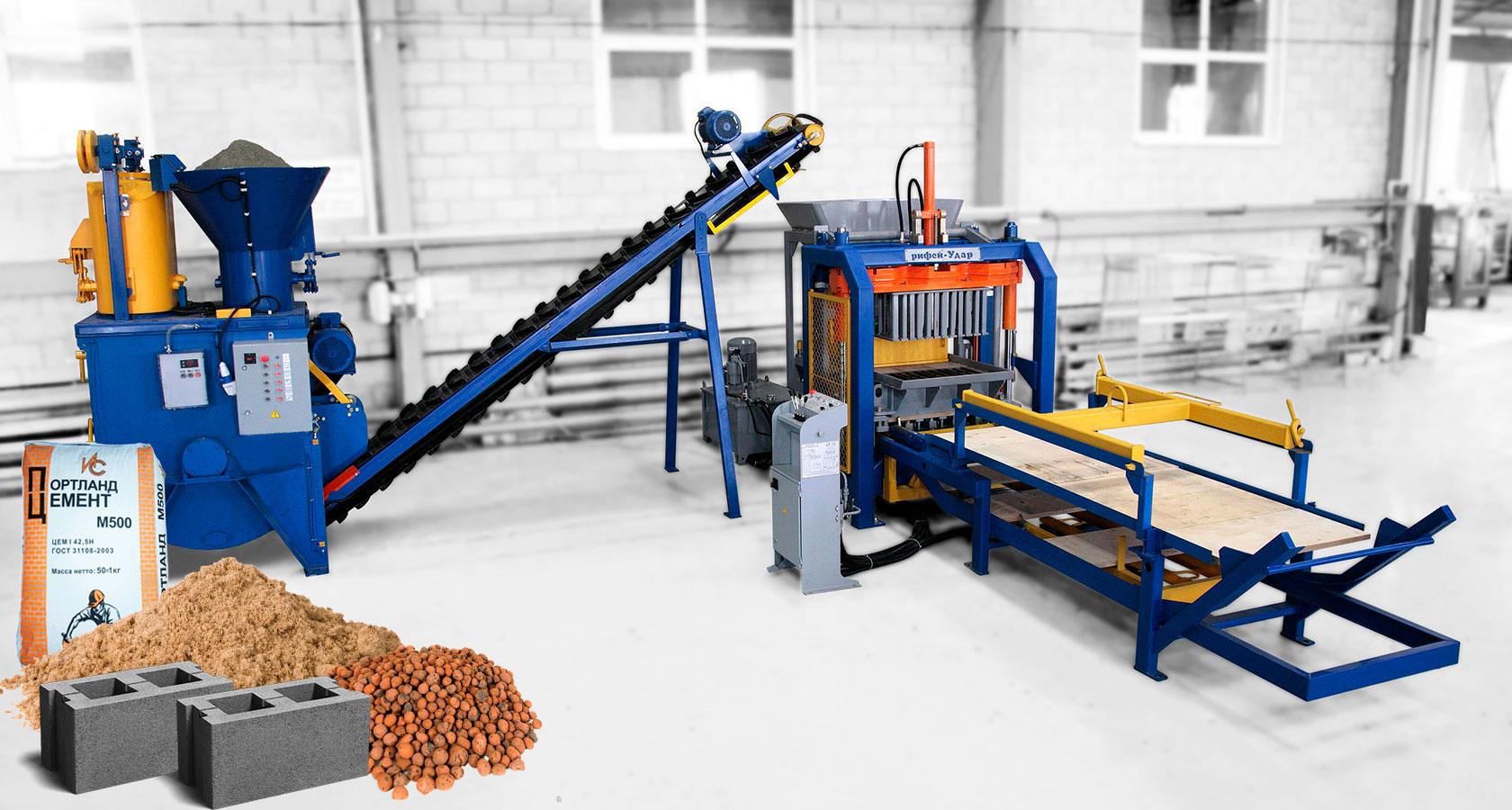 Керамзитобетон блоки производство чем разрушить бетон купить