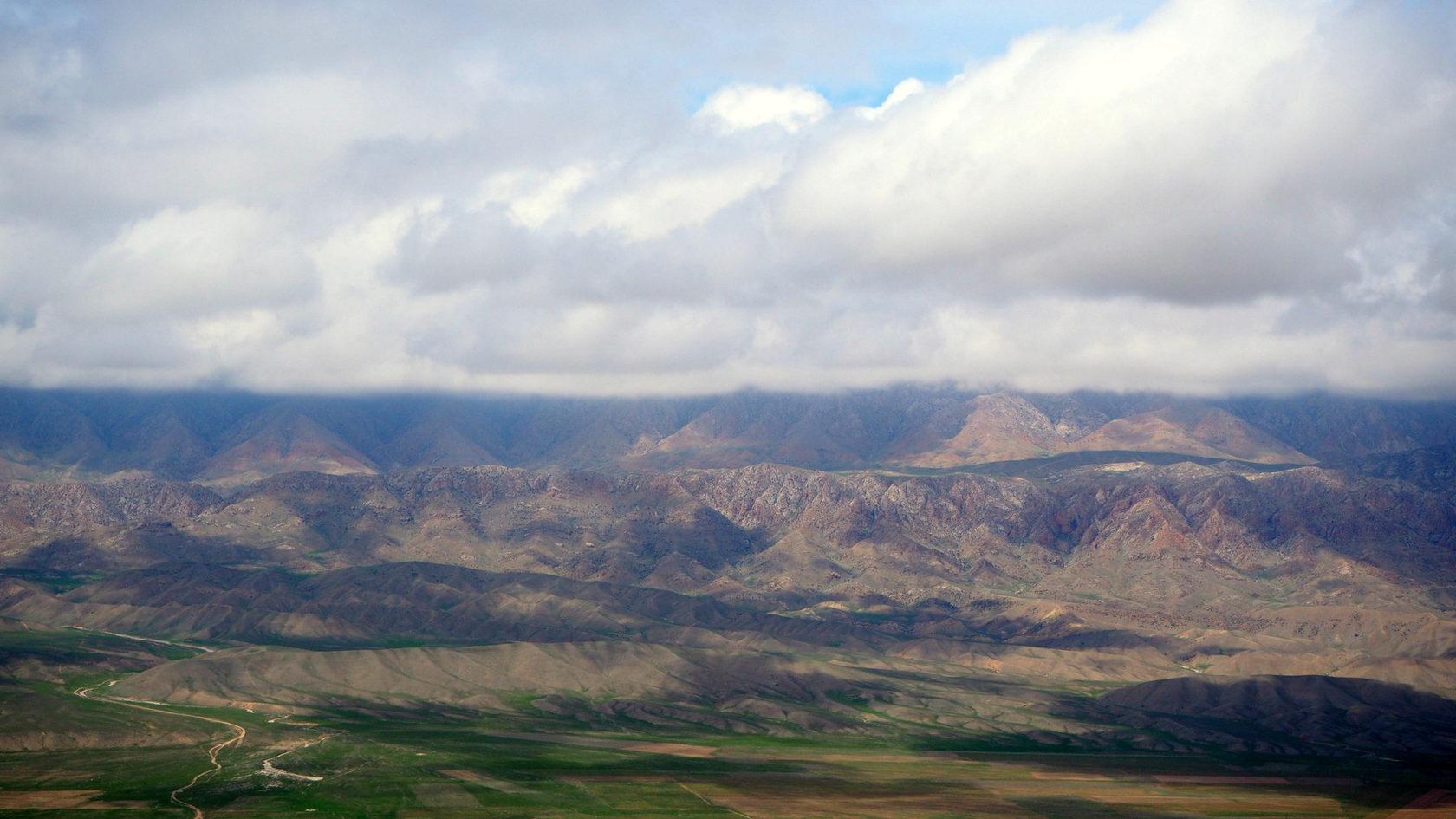 Северный Туркестан