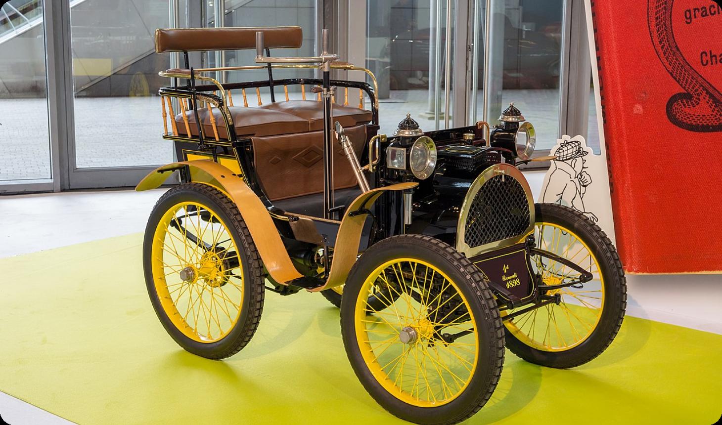 Speedwell Sedan 1911