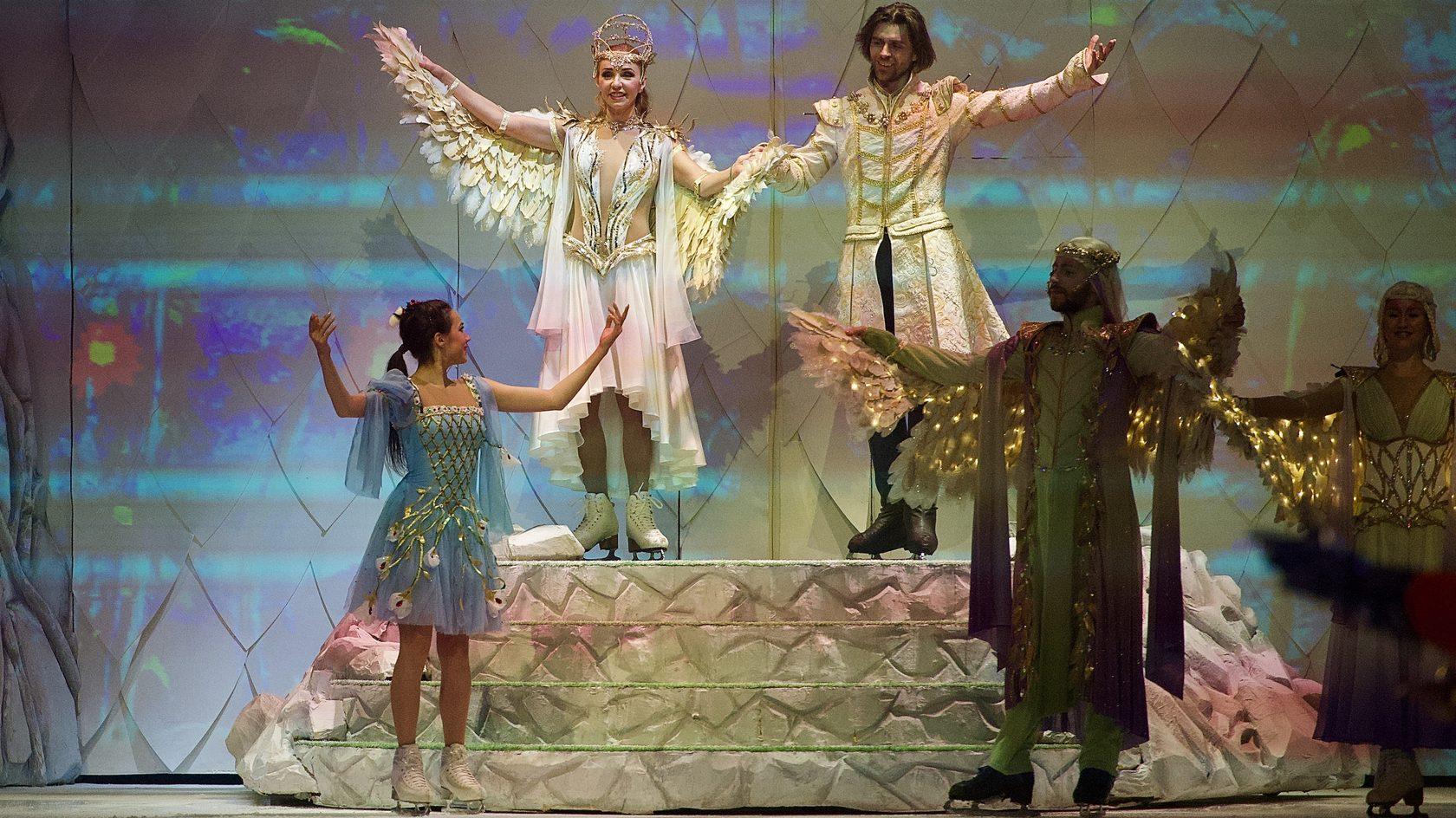 Ледовое шоу «Спящая Красавица. Легенда Двух Королевств»