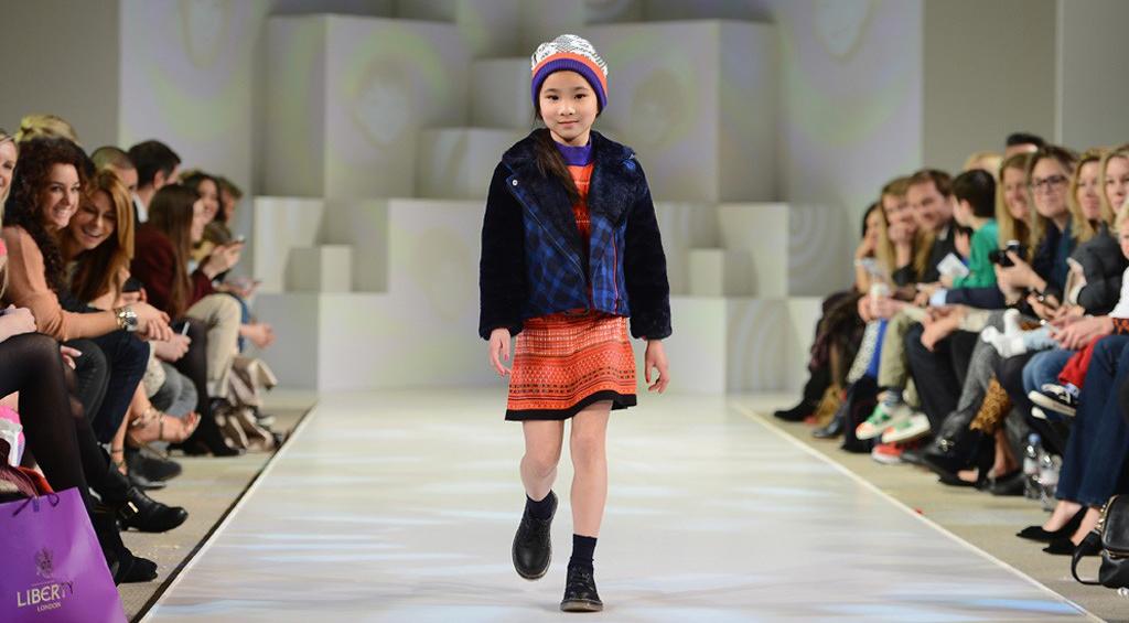 Global Kids Fashion Week в Лондоне
