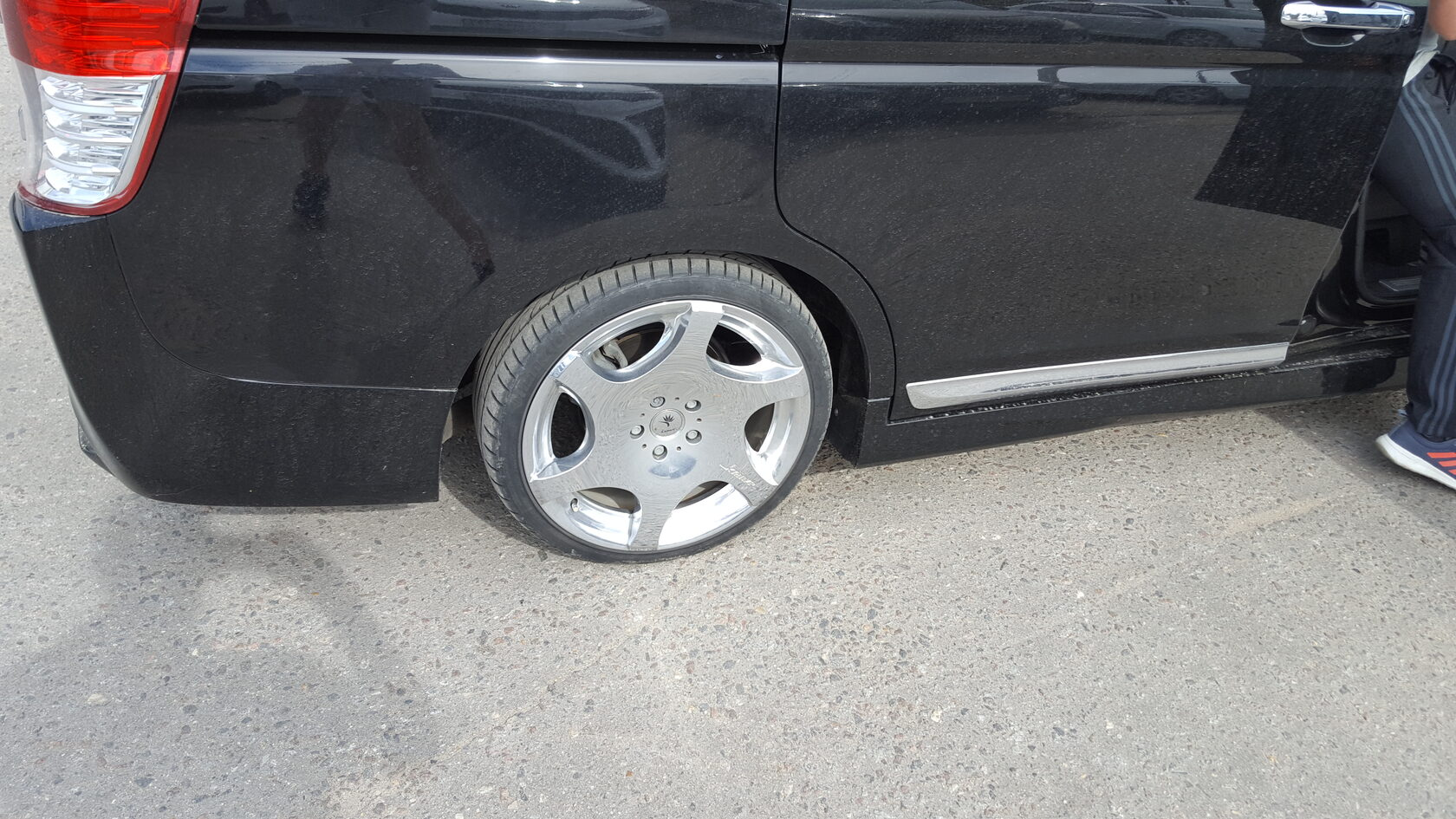 диски хонда степвагон