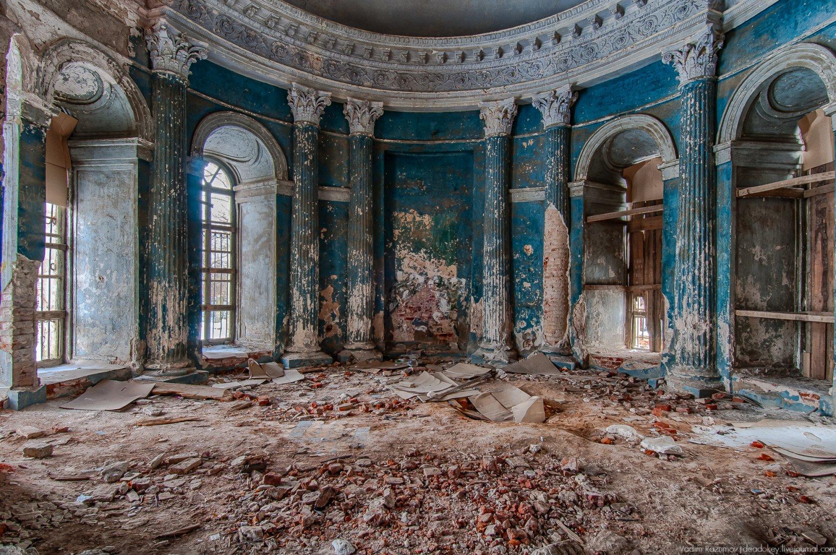 Заброшенные места казани для фотосессии