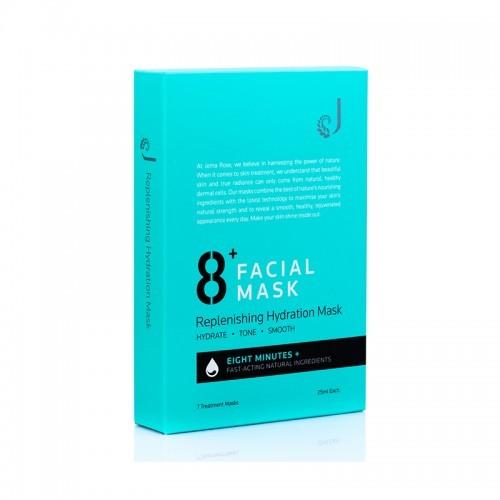 Натуральная восстанавливающая маска Jema Rose 8+ Replenishing Hydration Mask