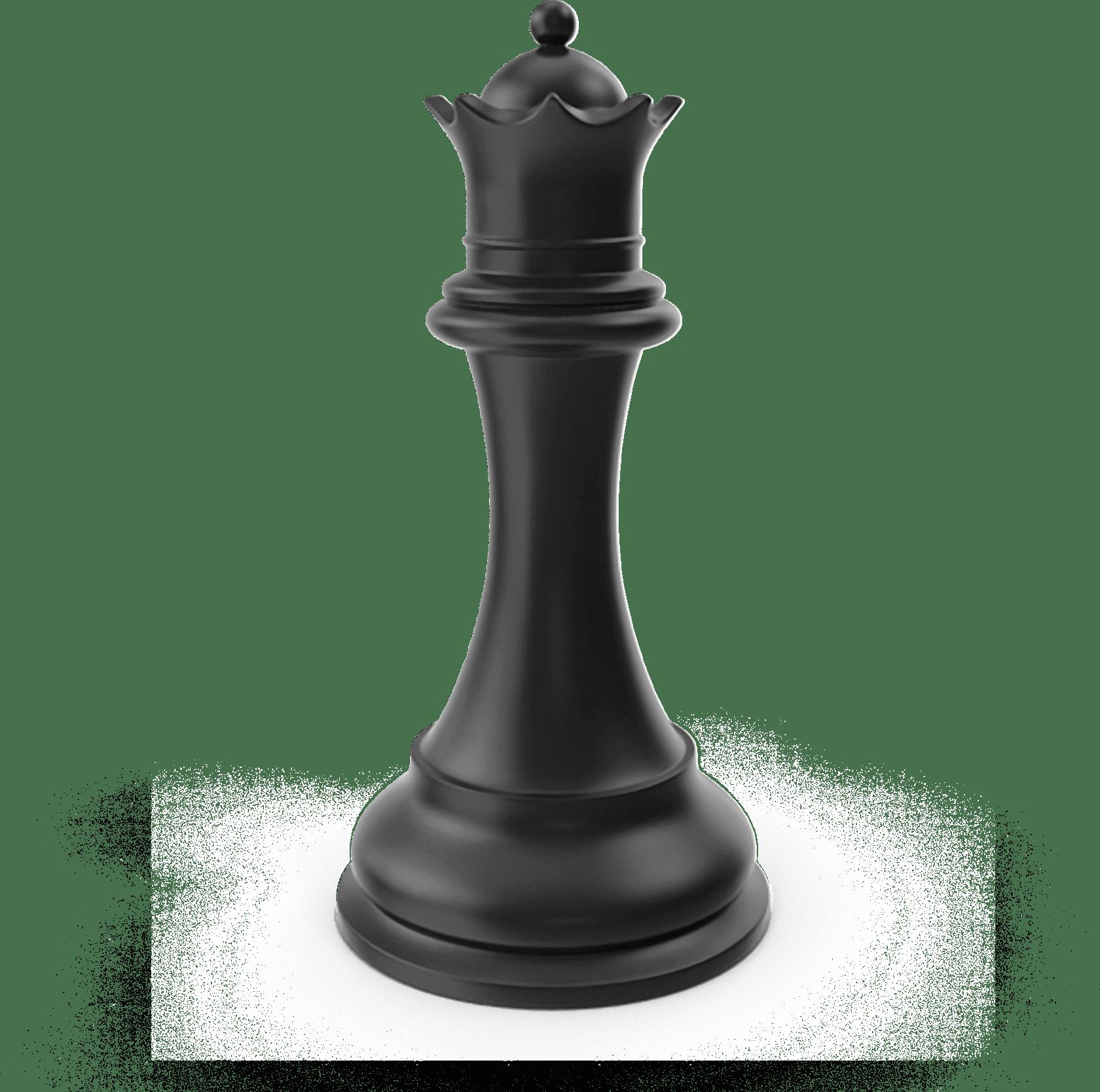 картинки шахматные фигуры ферзь и король