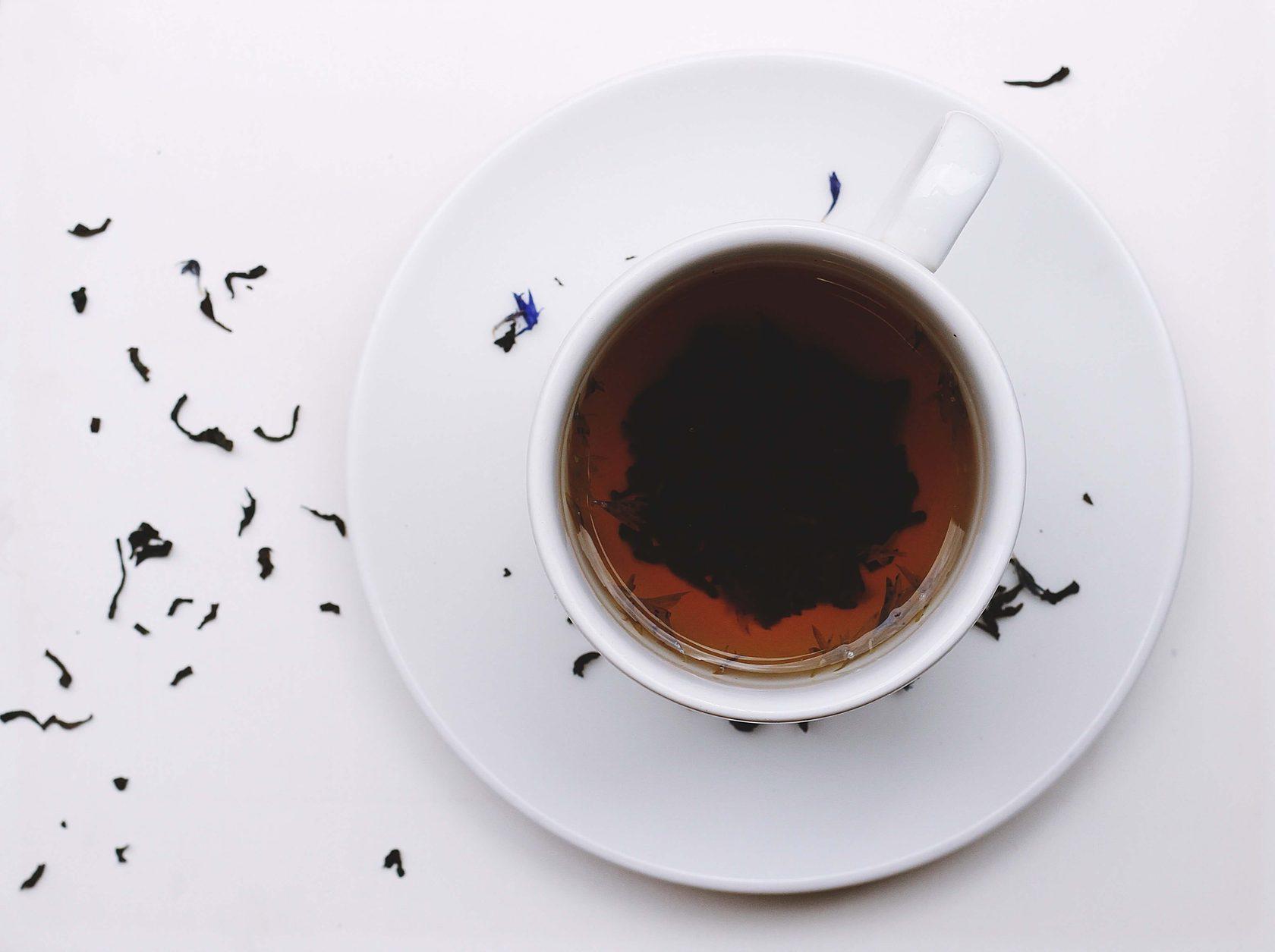 анализ рынка чая