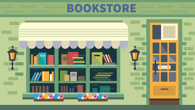 Картинки книжный магазин для детей, сентября