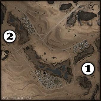 Песчаная река Ez-Play WoT