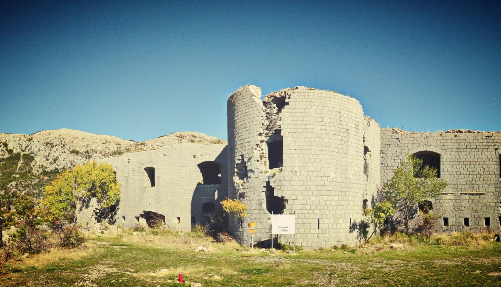 космач, экскурсии по черногории, гид по черногории, крепости черногории