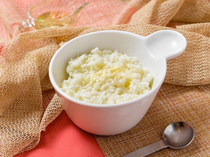 Диета рисовая каша