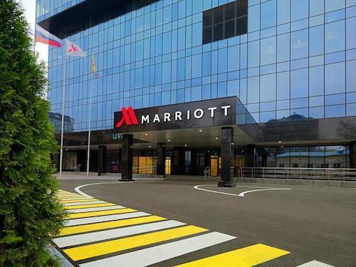 Marriott в Воронеже в июле