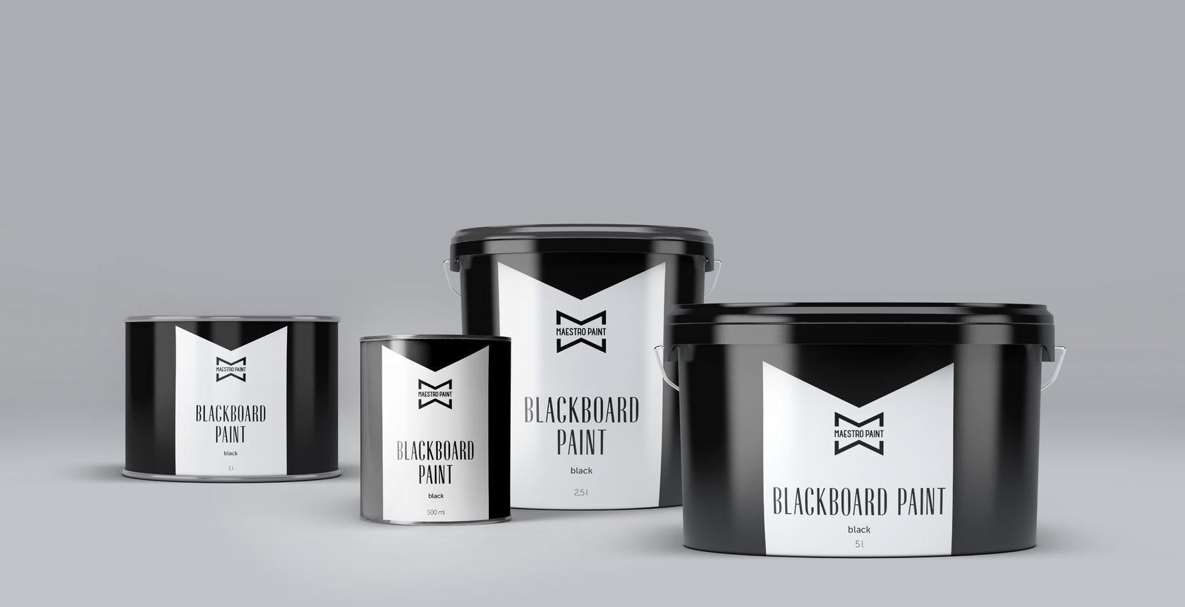 maestropaint packaging series