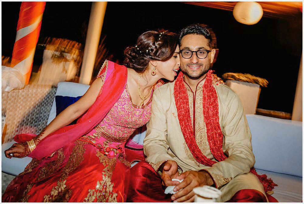 Diani Beach Pithi & Mehndi Wedding