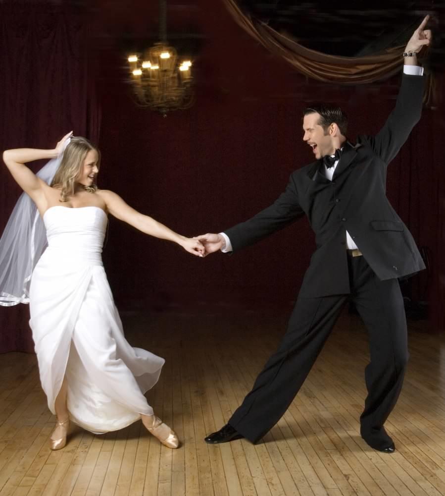 Невеста танец картинка