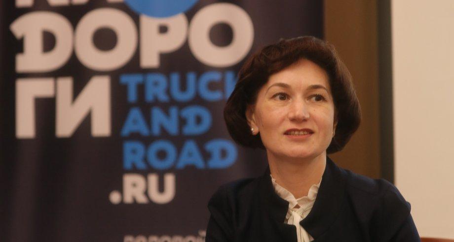 На департамент автоперевозок, возглавляемый Ириной Новиковой, в 2016 году пришлось 28% от общего оборота GEFCO Russia (фото: ATO Events)