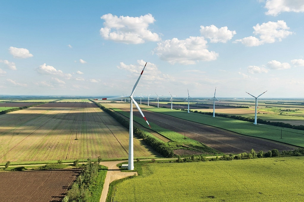 1 миллион МВт*ч «зеленой» энергии выработали ветропарки Росатома