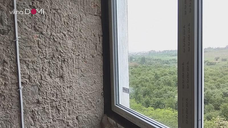 пленки при установки окна