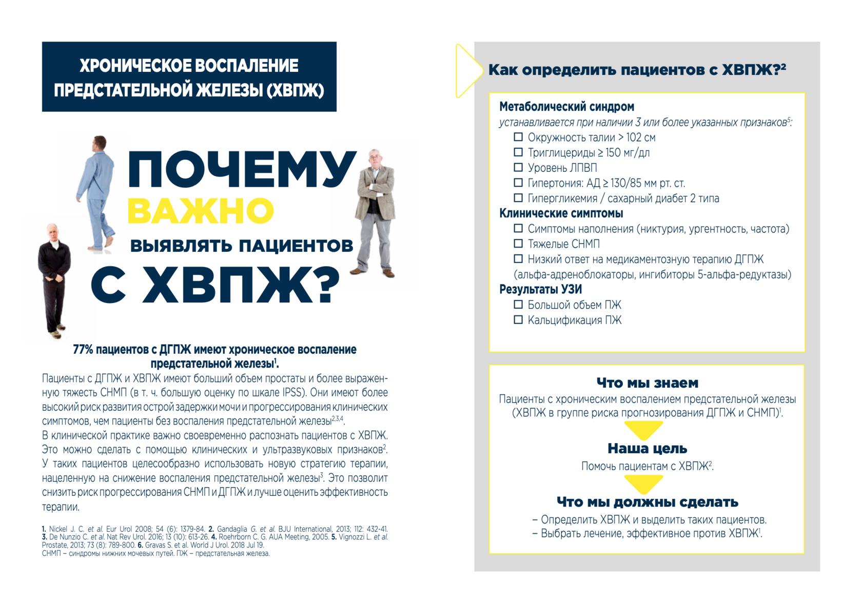 Prostatitis Nikturia)