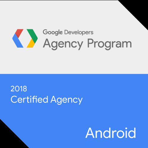 Google Developers Certified Agency